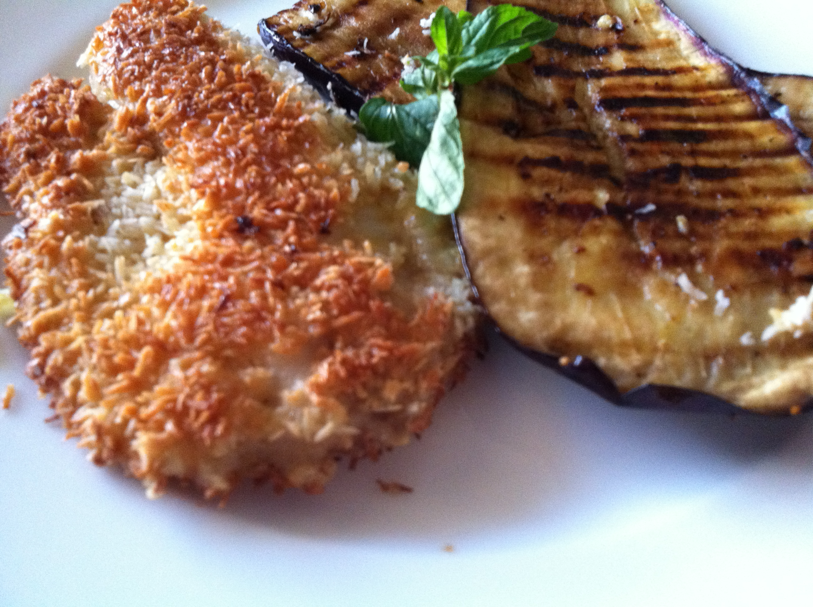 baked coconut crusted coconut crusted tilapia with coconut crusted ...